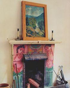 "Steffan on Instagram: ""The Mallorca home of poet Paul Roche. The World of Interiors, April 2020. Photo - Tim Beddow via Robert Hadley. #mallorca #poet #poetry…"""
