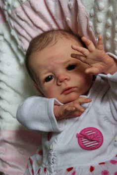 Baby Dolls For Toddlers, Real Baby Dolls, Cute Baby Dolls, Cute Babies, Newborn Baby Dolls, Reborn Baby Girl, Reborn Babies, Lifelike Dolls, Realistic Dolls