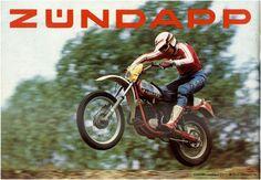 Old Zundapp Dirt Bike Ad!