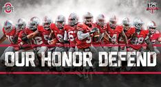 Ohio State Football Team Schedule | Download The Ohio State Football 2014 Schedule Poster for Printing and ...