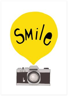 Smile! y despues de tantas tonterias, seguro que al menos una sonrisilla te saco!