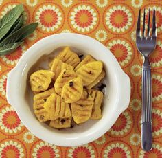 Learn how to make gnocchi using pumpkin or squash purée.