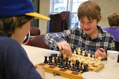 Kids create a winning chess club! Check them out!