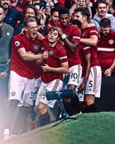 Daniel James scoring on debut David Beckham Manchester United, Official Manchester United Website, Manchester United Players, Man Utd Squad, Manchester United Wallpaper, Ronaldo Football, Anthony Martial, Marcus Rashford, Best Club