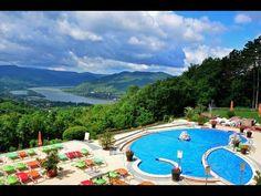Hotel Silvanus Visegrád - YouTube