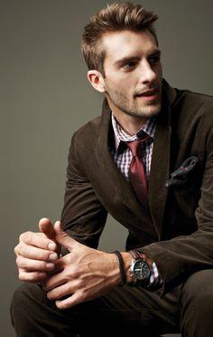 Richards | Men Lookbook Fall 2012