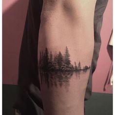 """. Pulse & nature 자연을 리듬으로 표현해 보았습니다☺️ . #tattoo#nature#타투 #타투도안#난도타투"" Photo taken by @nandotattooer on Instagram, pinned via the InstaPin iOS App! http://www.instapinapp.com (11/12/2015)"