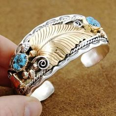 pictures of turquoise items   Authentic Native American Jewelry   Arts   Crafts   Vintage ...