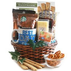 Awesome Fathers Day Baskets