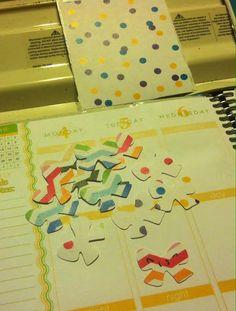 12 piece Assorted Bow Washi Stickers by creativedesigncorner