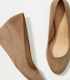 $79.50 These wedges are your comfortable answer to fall outfits