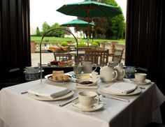 Afternoon Tea at Oakley Hall, Hampshire - AfternoonTea.co.uk