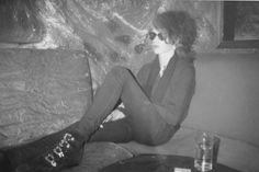 Batcave, London, '80s