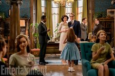 Wil Johnson (Joe Abernathy), Caitriona Balfe (Claire Randall Fraser), Gemma Fray (Brianna Randall, Tobias Menzies (Frank Randall NEW Stills From Outlander Season 3 from Entertainment Weekly Voyager Outlander, Outlander Book Series, Outlander 3, Outlander Casting, Claire Fraser, Jamie Fraser, Diana Gabaldon, Entertainment Weekly, Jack Black