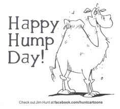 Happy Hunt Day ~ By Jim Hunt