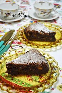 Apunta cómo se hace esta tarta tan fantástica que comparten desde el blog MI RECETARIO POR ELENA PILAR.