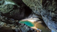For the adventurous who endure the trek to reach the giant Hang En cave, the rewards are otherworldly.