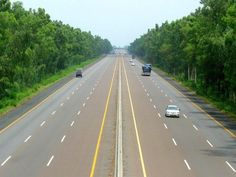 Its truly fun driving on Motorway in Pakistan.