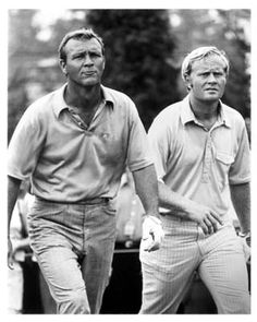 Nicklaus and Palmer