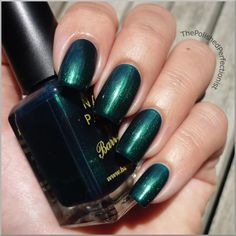Barry M, Racing Green