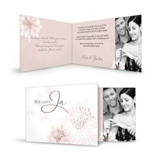 Wedding Invitations With Pictures, Pink Wedding Invitations, Birthday Invitations, Wedding Photos, Wedding Bells, Wedding Cards, Wedding Events, Weddings, Wedding Invatations