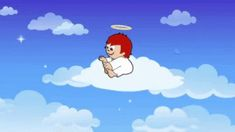 The perfect Angel Sleep Cloud Animated GIF for your conversation. Discover and Share the best GIFs on Tenor. Good Night Blessings, Good Night Wishes, Good Night Gif, Good Night Image, Animated Cartoons, Animated Gif, Sleeping Gif, Night Clouds, Nighty Night