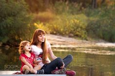 Lovely family photos of the day У реки by rcqlmfjni8. Share your moments with #nancyavon here www.bit.ly/jomfacial