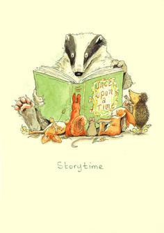 The Perfect World. Welcome \O/ - bellasecretgarden: (via Storytime by Anita Jeram...
