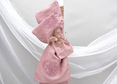 Pure grandeur is the result of this design of Orthodox Baptism Lambathes for girls! Decorated with gold, rich pink colors and individualized antique broaches. Baptism Candle, Bow Sneakers, Dahlia, Pink Color, Greek, Candles, Pure Products, Girls, Fashion