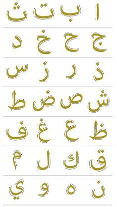 El-abjadiyah a3rabiya