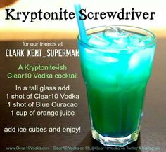 Super Delicious St Patricks Day Cocktails for a Great Party Mixed Drinks Alcohol, Alcohol Drink Recipes, St Patrick's Day Cocktails, Cocktail Drinks, Cocktails History, Craft Cocktails, Alcholic Drinks, Shot Recipes, Coctails Recipes