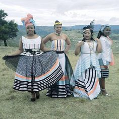Mpondo inspired mordern regalia by Nyamie at Rafkhat Creations Xhosa Attire, African Attire, African Wear, African Fashion Dresses, African Women, African Dress, African Clothes, African Traditional Wear, Traditional Dresses