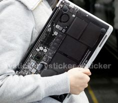 Macbook Decal Macbook Pro Decal Bottom Decal Sticker Mac Decal - Custom vinyl stickers macbook