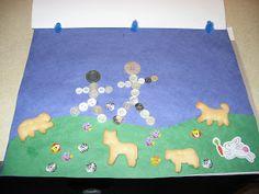 Week 2 preschool creation book