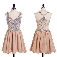 charming homecoming dress,short Prom Dress,cheap Prom Dress,A-line Prom Dress,party dress,BD774