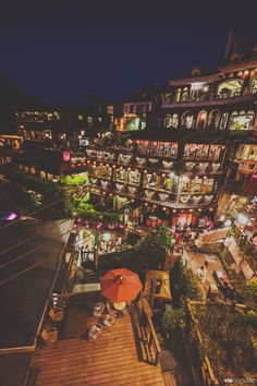 Jiufen, Taiwan - the place that inspired the backdrop for Hayao Miyazaki's Spirited Away