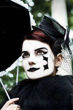Dark Harlequin by Eblis Images. Mime Makeup, Costume Makeup, Makeup Art, Jester Makeup, Mime Costume, Costumes, Maquillaje Halloween, Halloween Makeup, Halloween Fun