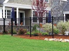 8 Nice Cool Tips: Simple Fence Landscaping fence stain cheap.Modern Fence How To Build metal fence garage. Front Yard Fence, Farm Fence, Pool Fence, Backyard Fences, Fenced In Yard, Horse Fence, Fence Art, Fence Options, Fence Ideas