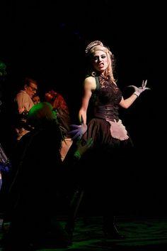 Magenta - Maria Franzen, Riff Raff: Stuart Matthew Price Rocky Horror Show, Rocky Horror Picture Show, Riff Raff, Capture Photography, Time Warp, European Tour, Magenta, Tours, Concert