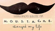 Moustache, version scrable