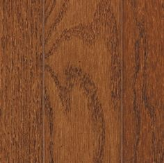 "Picture of Mannington Madison Oak - Pecan 5"", call for pricing, dark brown hardwood, wide plank, 15 year warranty"