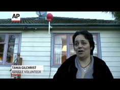 Google lanza globos Internet radiantes en Nueva Zelanda