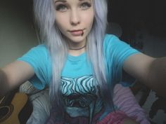 This girl is so adorable, like it's not even fair