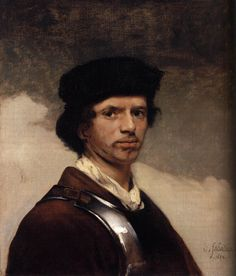 "Carel Fabritius, the Dutch painter behind the bestseller, ""The Goldfinch"". Fabritius, a pupil of Rembrandt, died at the age of 32 in the explosion of the Delft gunpowder explosion of Johannes Vermeer, Rembrandt, Delft, National Gallery, Dutch Golden Age, Painting Studio, Dutch Painters, Dutch Artists, Les Oeuvres"