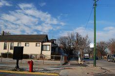 housing corner Mckinley Park, Community Picture, The Neighbourhood, Chicago, Corner, Street View, The Neighborhood