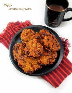 Piyaju – Lentil Fritters | Bangla, Bangladeshi & Bengali Food Recipes