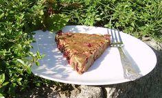 Mia's Glutenfreie Gaumenfreuden: Kastanien-Kürbis-Kuchen mit Cranberries und Nüssen (glutenfrei, milchfrei)