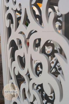 Декоративные ширмы на заказ - Art Siluet Home Decor, Decoration Home, Room Decor, Home Interior Design, Home Decoration, Interior Design