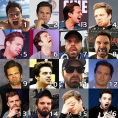which Seb are you today? I'm 12.
