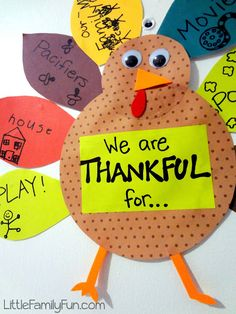 fece3a2c43c Campfire Thanksgiving Crafts For Kids